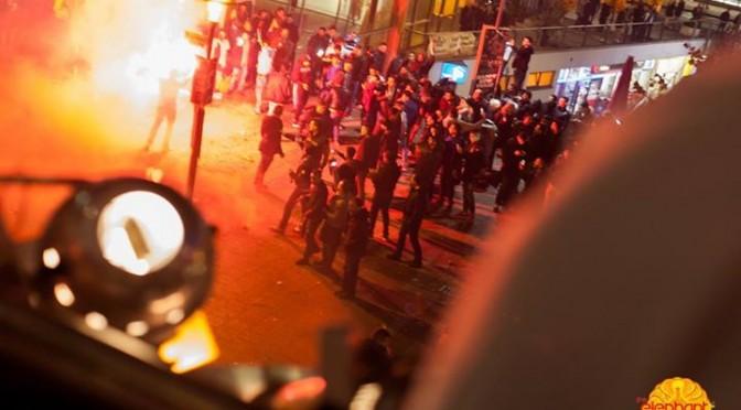 Germania: in 500 assaltano disco e molestano donne, scontri
