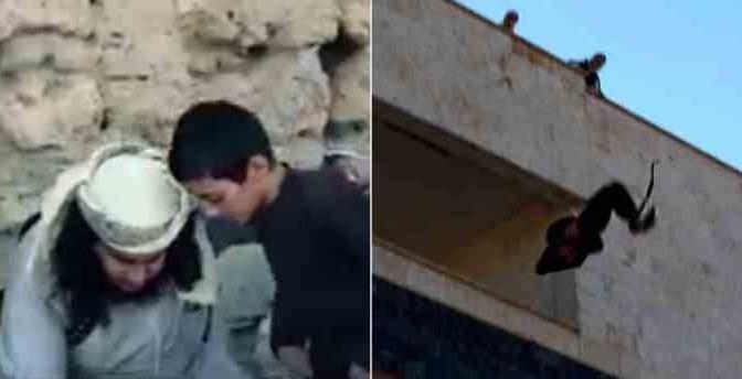 Ragazzino scoperto in sesso gay con Comandante ISIS: lanciato da tetto