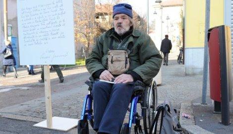 Renzi ne ha ucciso un altro: disabile viveva con 180 euro al mese, al freddo
