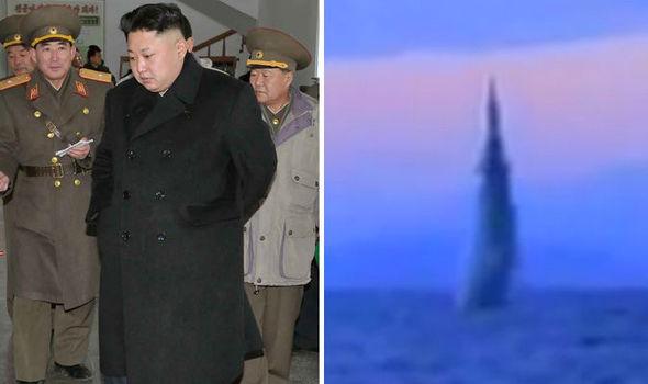 Corea Nord testa missile per testate nucleari