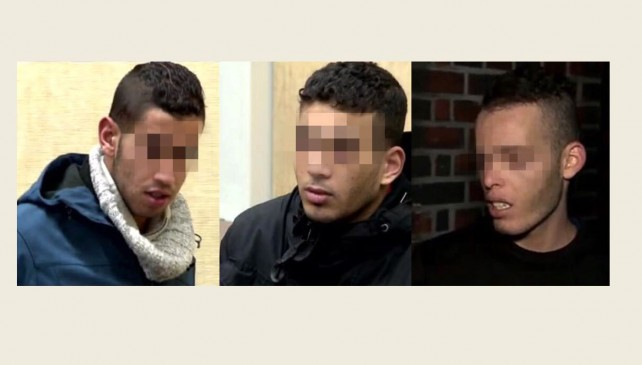 Colonia: primi 3 profughi confessano stupri, eccoli