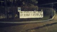 """Studenti protestano contro """"profughi in classe"""""""