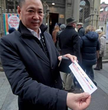 Sala, il cinese, vuole abolire il termine 'immigrati'