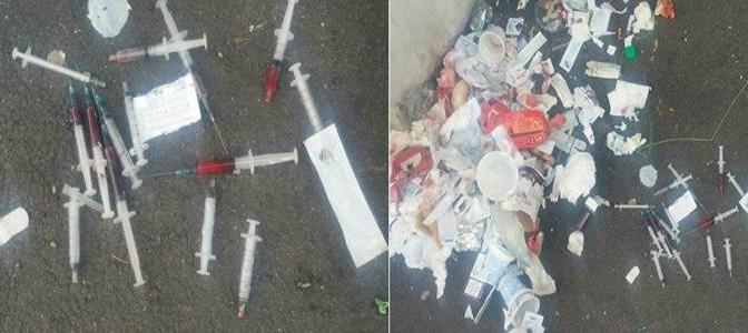 Asilo assediato da spacciatori e drogati, ecco il risultato – FOTO – VIDEO
