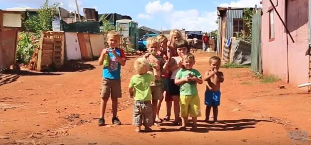 Sudafrica, inizia l'esproprio della terra dei Bianchi