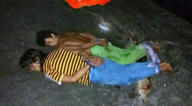Thailandia: turiste europee stuprate da marinai (Foto arresti)