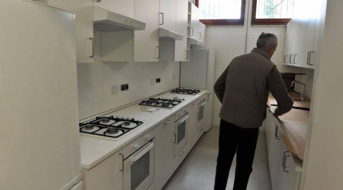 Genova: 634 sfollati, diamogli queste case dei profughi – FOTO
