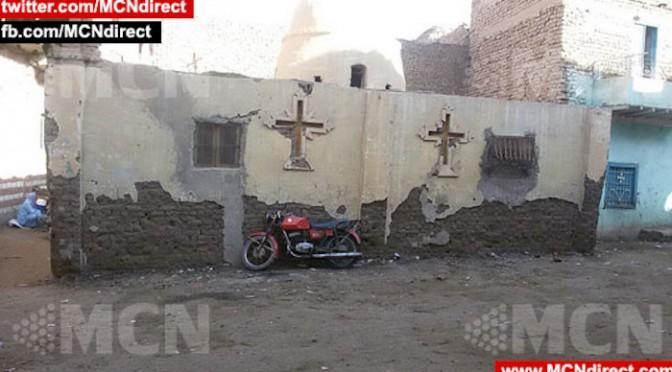 Egitto: chiese 'smontate' da islamici