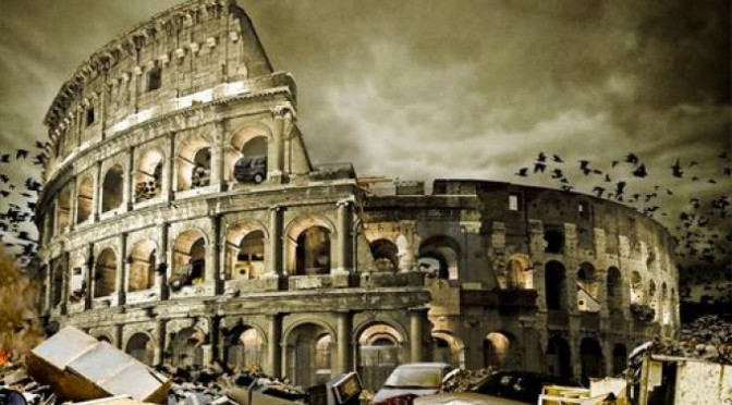 2030: l'Italia non esiste più, le sue città sono zona morta