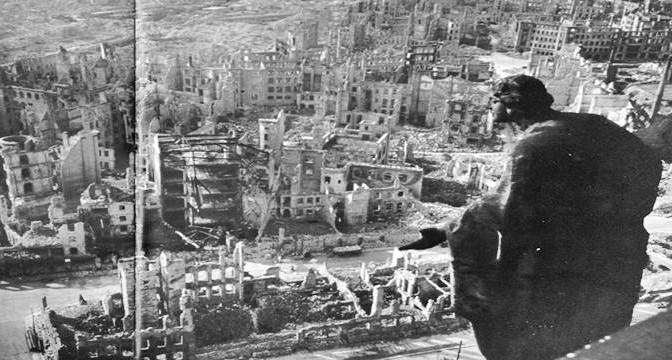 Dresda: l'olocausto dimenticato e lo squilibrio della colpa