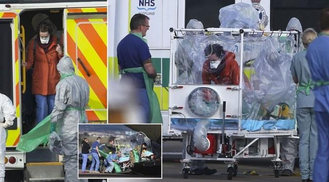 Ebola: infermiera infettata ricoverata per la terza volta dal 2014