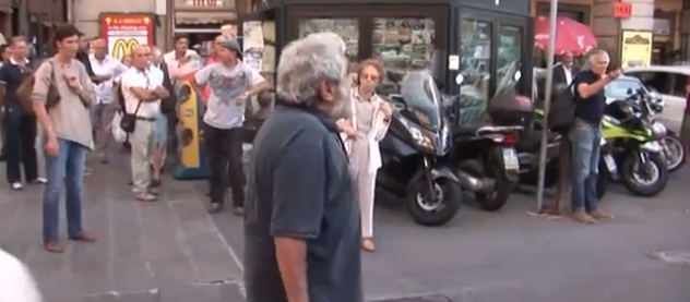 Genovese 81enne finito in galera: ecco il VIDEO