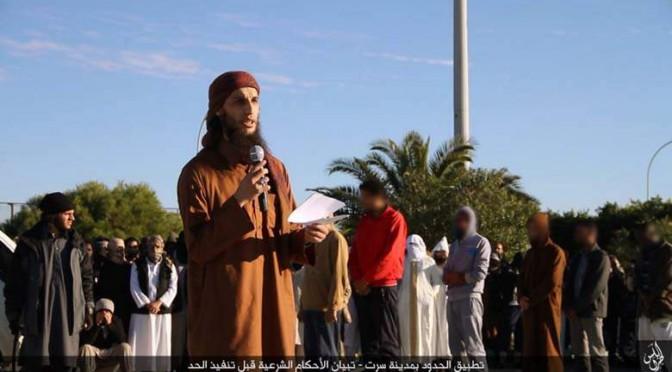 ISIS antirazzista: se sei nero niente frustate