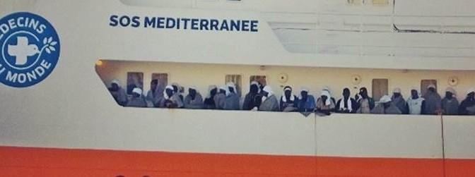 """SCANDALO MEDICI SENZA FRONTIERE SCAFISTI: """"Chi controlla navi delle ong?"""""""