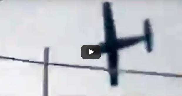 ISIS abbatte aereo – VIDEO CHOC