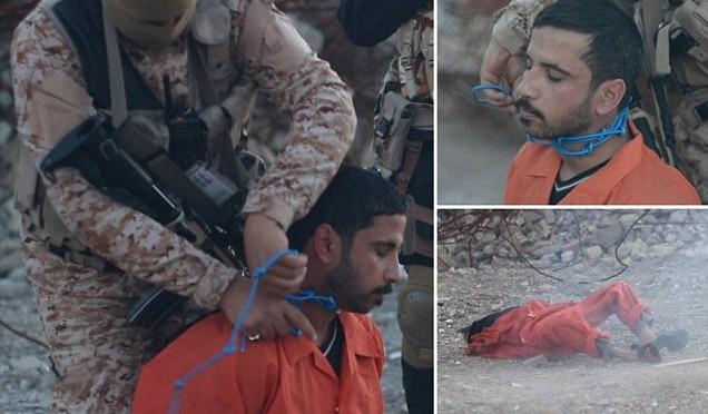 Esecuzioni choc di ISIS: decapitati con esplosivo intorno al collo