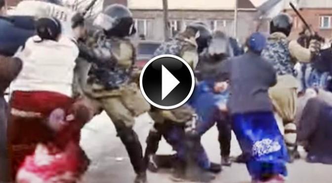 Bulgaria: moti anti-Rom, popolazione in rivolta – VIDEO