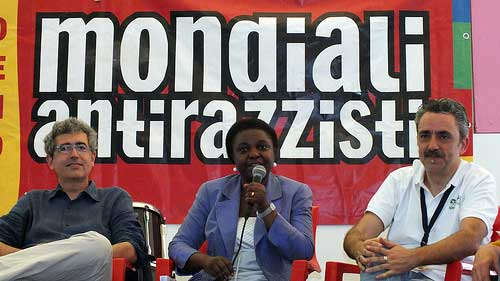 Kyenge contro Pochesci, l'allenatore anti-stranieri