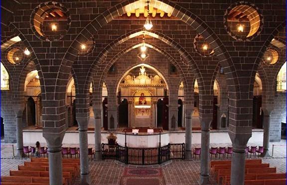 Turchia espropria chiesa cristiana: era la più grande del Medio Oriente