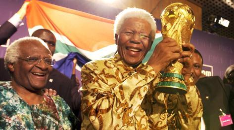 """Fifa: """"Tangesti da governo Sudafrica per avere mondiali"""""""