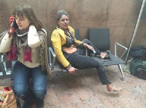 """Chiede a islamica di """"spiegargli Bruxelles"""": arrestato per 'razzismo'"""