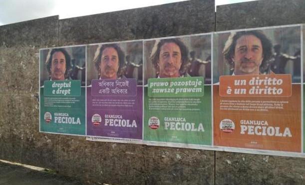 """Sellino disinfetta gazebo Lega: """"Ci contagiano"""""""