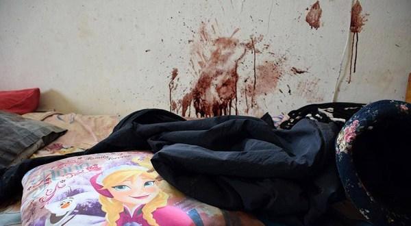 Mattanza di bianchi in Sudafrica: Kayla aveva 9 anni, ora è sangue sul muro