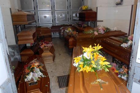 Catania: Renzi sbarca cadaveri dalla Libia, e all'obitorio non c'è più posto