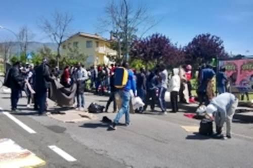 """Ventimiglia: tornano i figliocci di Soros, """"No Borders"""""""