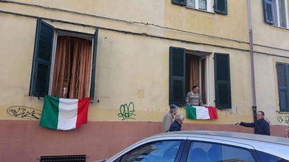 La Spezia: italiano disabile torna a casa, festa tricolore