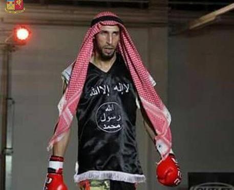 Faceva propaganda islamica anche sul ring