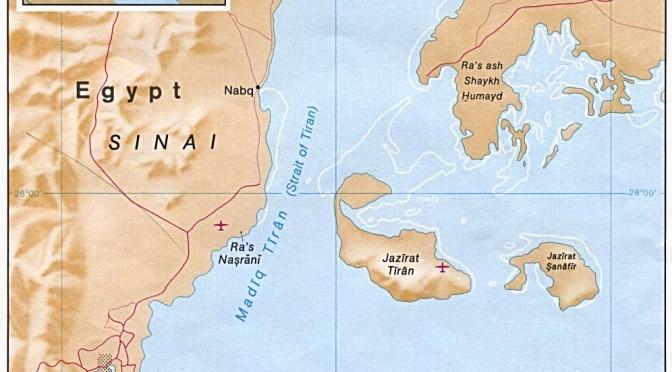 Egitto cede isole ad Arabia Saudita, disordini al Cairo
