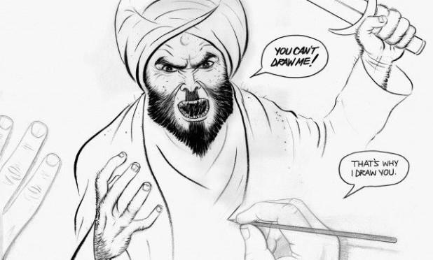 Profughi cristiani perseguitati da islamici, costretti a pregare Allah