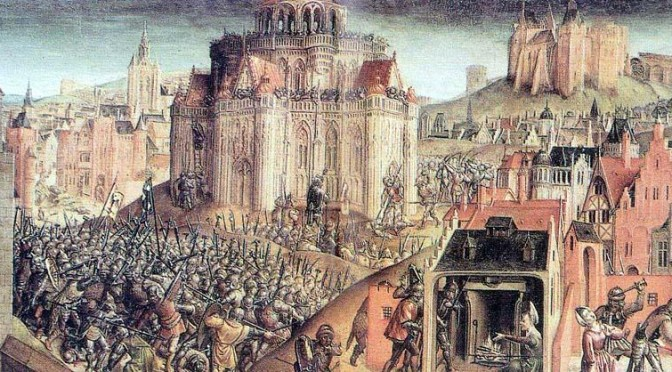 Oggi è caduta Costantinopoli, Bergoglio vuole il bis?