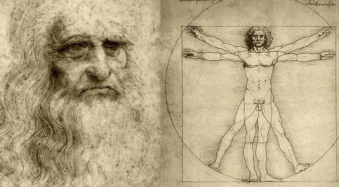 Salta prestito Uomo Vitruviano di Leonardo a Louvre, bocciato blitz del PD