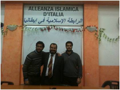 Milano: Candidati PD a spasso con Imam integralisti – FOTO