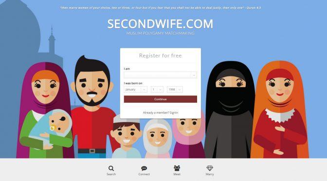 SecondWife: il sito per poligami dove gli islamici 'europei' trovano moglie