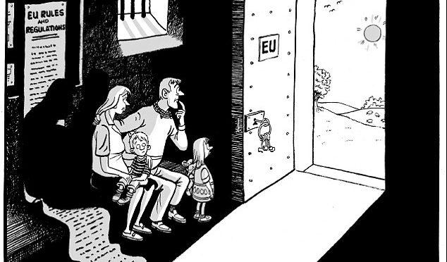 Italiani sono già usciti dalla UE: per 61% fa schifo