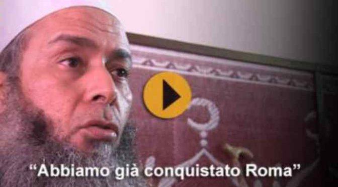 Roma, intere zone in mano a Rom e immigrati – VIDEO