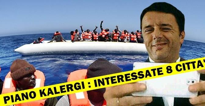 Nave spagnola scarica 392 clandestini con la Scabbia in Sardegna – VIDEO