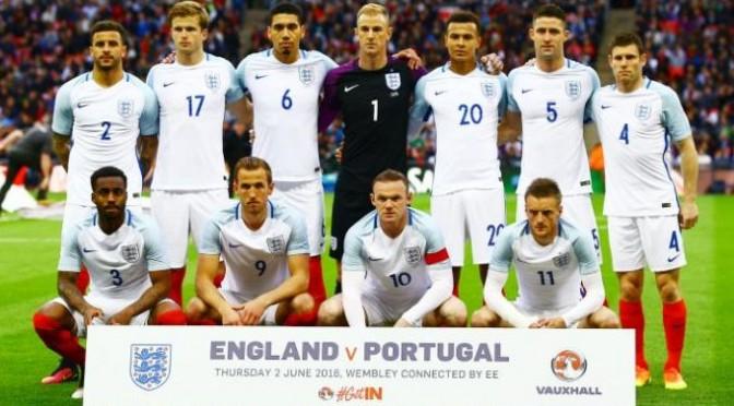 Euro2016: l'Inghilterra e la sostituzione etnica 'lenta'
