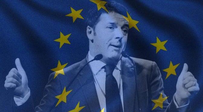 """Renzi: """"MPS è un grande affare, comprate azioni"""", perde 2/3 valore"""