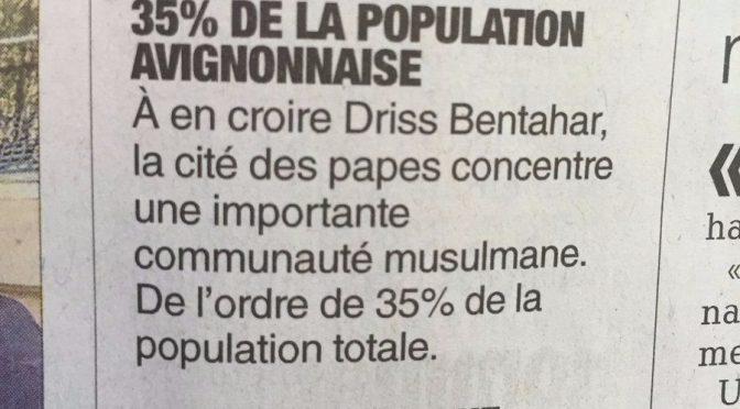 Avignone: la città dei Papi è al 35% islamica