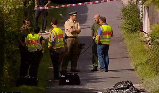 GERMANIA: BOMBA ESPLODE A NORIMBERGA, FUORI UFFICIO IMMIGRAZIONE