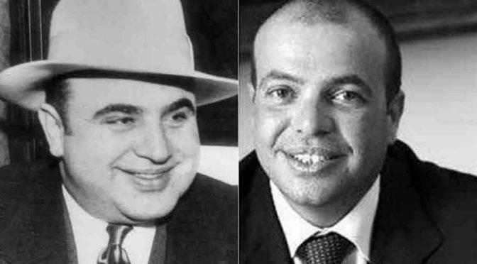 Divisi alla nascita: Alfano Jr e Al Capone