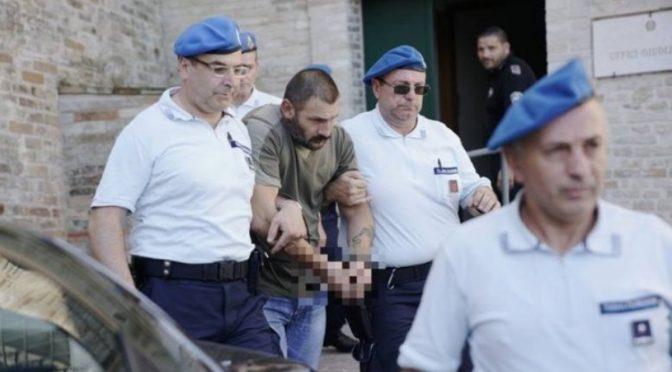 Fermo, vogliono rimettere in carcere Mancini