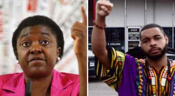 """Kyenge: """"Ci vuole il reato di Afrofobia"""""""