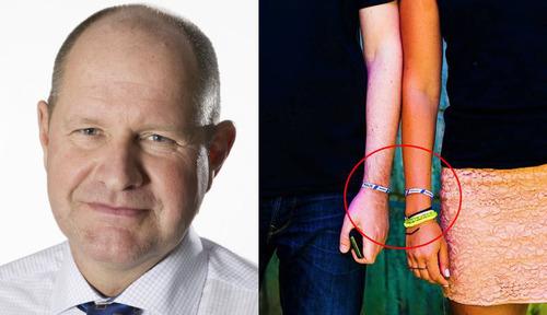 Emergenza Profughi: distribuiti braccialetti anti-stupro