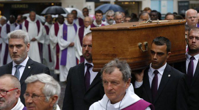 ADDIO A PADRE JACQUES, PRIMO MARTIRE CRISTIANO DELL'INTEGRAZIONE