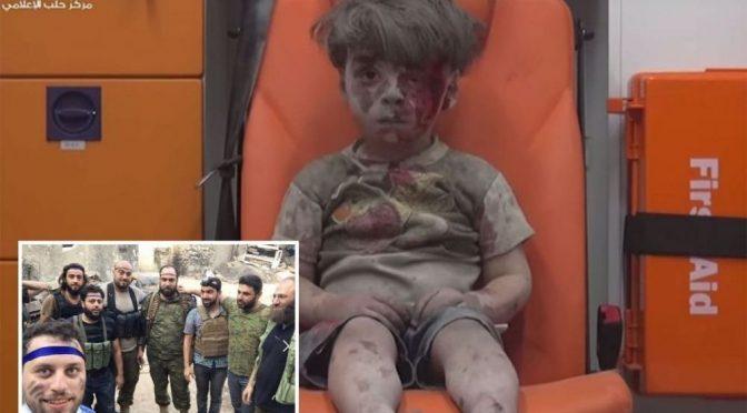 Fotografo di questa foto è lo stesso di bambino decapitato – FOTO – VIDEO